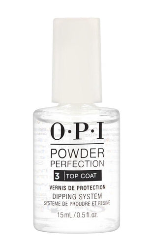 OPI Powder Perfection Dipping System - Step 3 Top Coat - 0.5 Fl oz