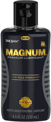 TROJAN MAGNUM Water-Based Lubricant 4.5oz