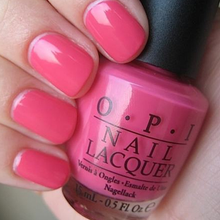 OPI Strawberry Margarita