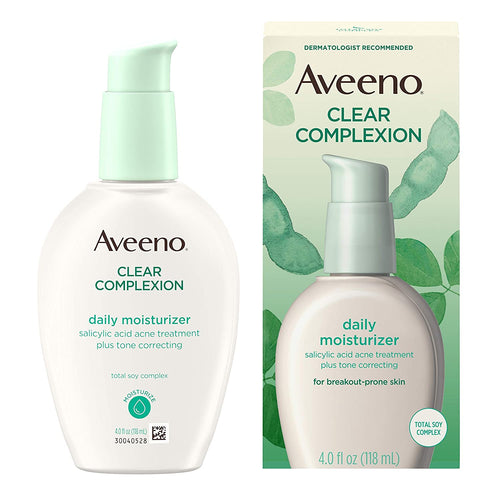 Aveeno Clear Complexion Daily Moisturizer - 4 oz.
