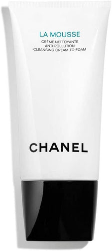 CHANEL LA Mousse Anti-Pollution Cleansing Cream-to-Foam 5oz