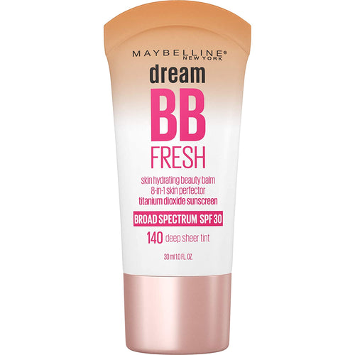 Maybelline Dream Fresh Skin Hydrating BB cream