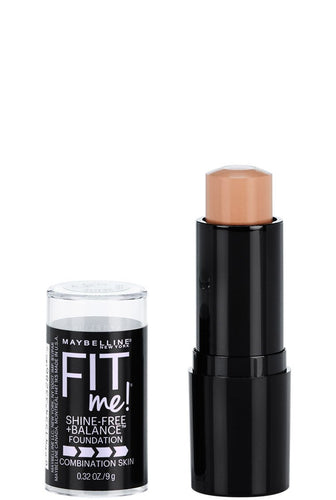 Maybelline New York Fit Me Shine-Free + Balance Stick Foundation