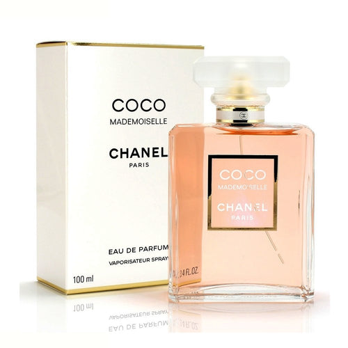 Coco Mademoiselle Chanel Women Eau de Parfum Spray 3.4 oz