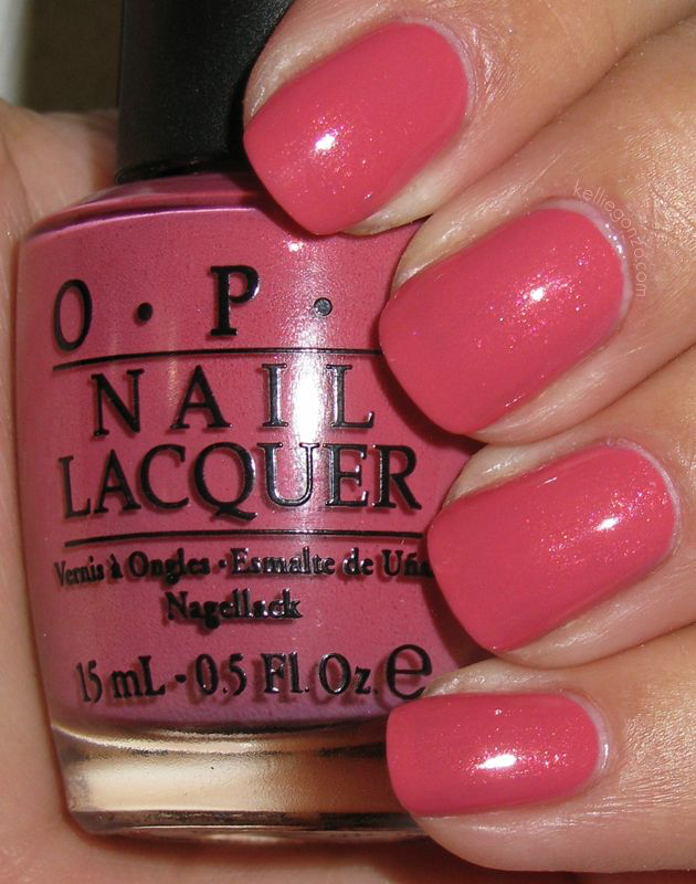 OPI My Address Is