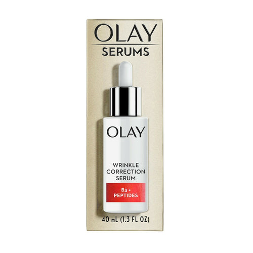 Olay serums wrinkle correction serum B3 +peptides