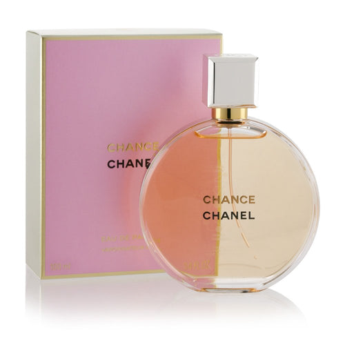 Chance By Chanel for Women Eau De Parfum Spray 3.4  oz
