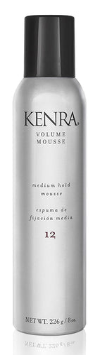 Kenra Professional Volume Mousse 12, 8 oz