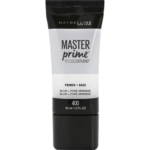 Maybelline New York Facestudio Master Primer Makeup, Blur + Pore Minimize
