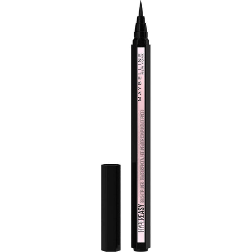 Maybelline Hyper Easy Liquid Pen No-Skip Eyeliner Pitch Black, 0.018 Fl. Oz