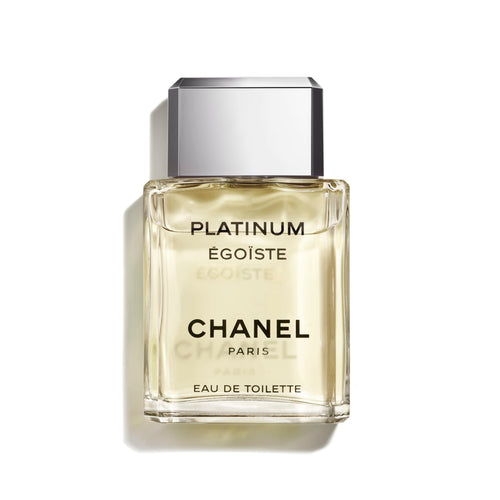 Chanel Platinum Égoïste Eau de Toilette Spray 3.4 FL. OZ.