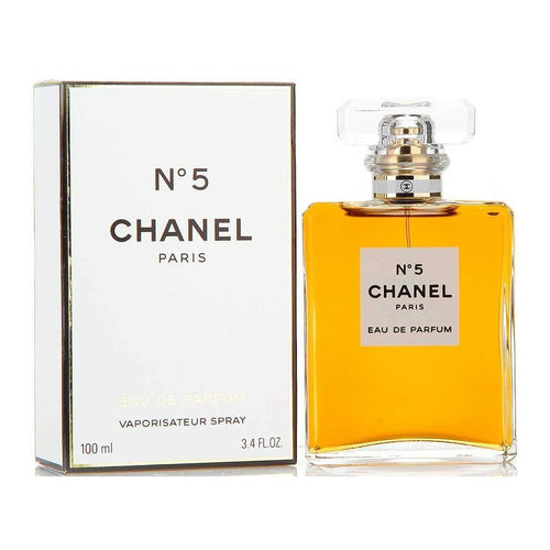 Chanel No.5 Women Eau de Parfum Spray 3.4 oz