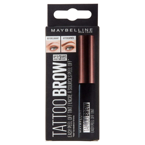 Maybelline New York Brow Tattoo Longlasting Tint