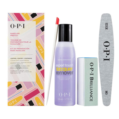 OPI Nail At Home Manicure Kit Essentials and Treatments