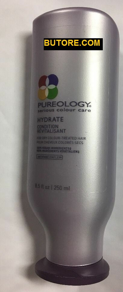 Pureology Hydrate Condition Revitalisant Dry Color Treated Hair 8.5 oz.