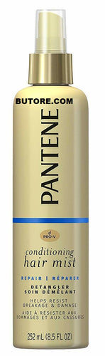 Pantene Pro-V Conditioning Hair Mist Repair Detangler 8.5 oz