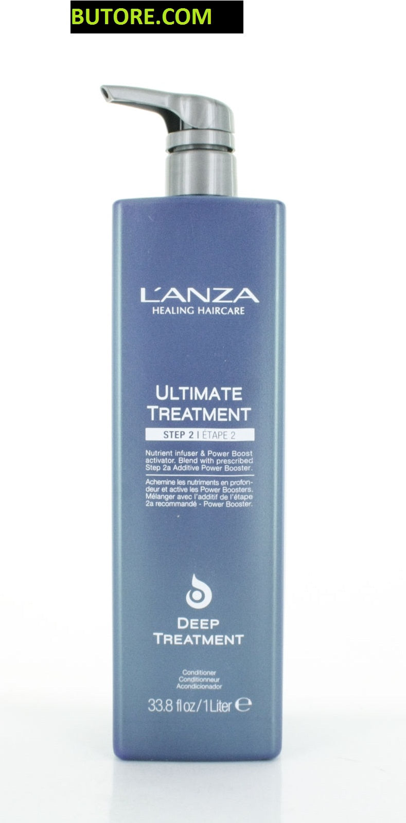 Lanza Ultimate Treatment Step 2 Deep Treatment 33.8oz