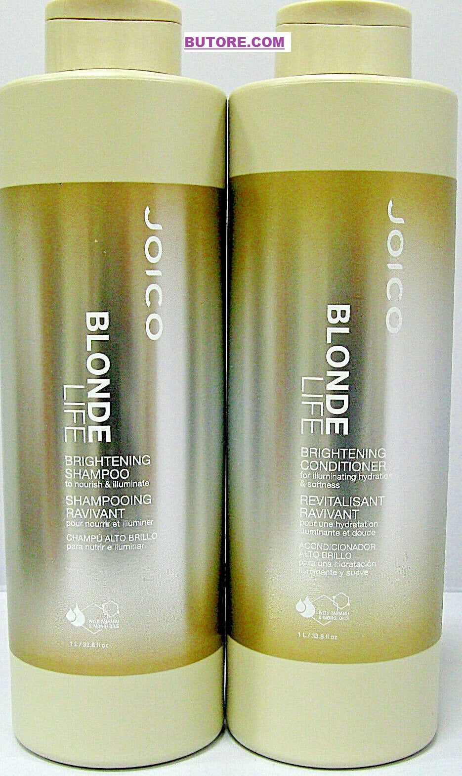 Shampoo & Conditioner 33.8 oz