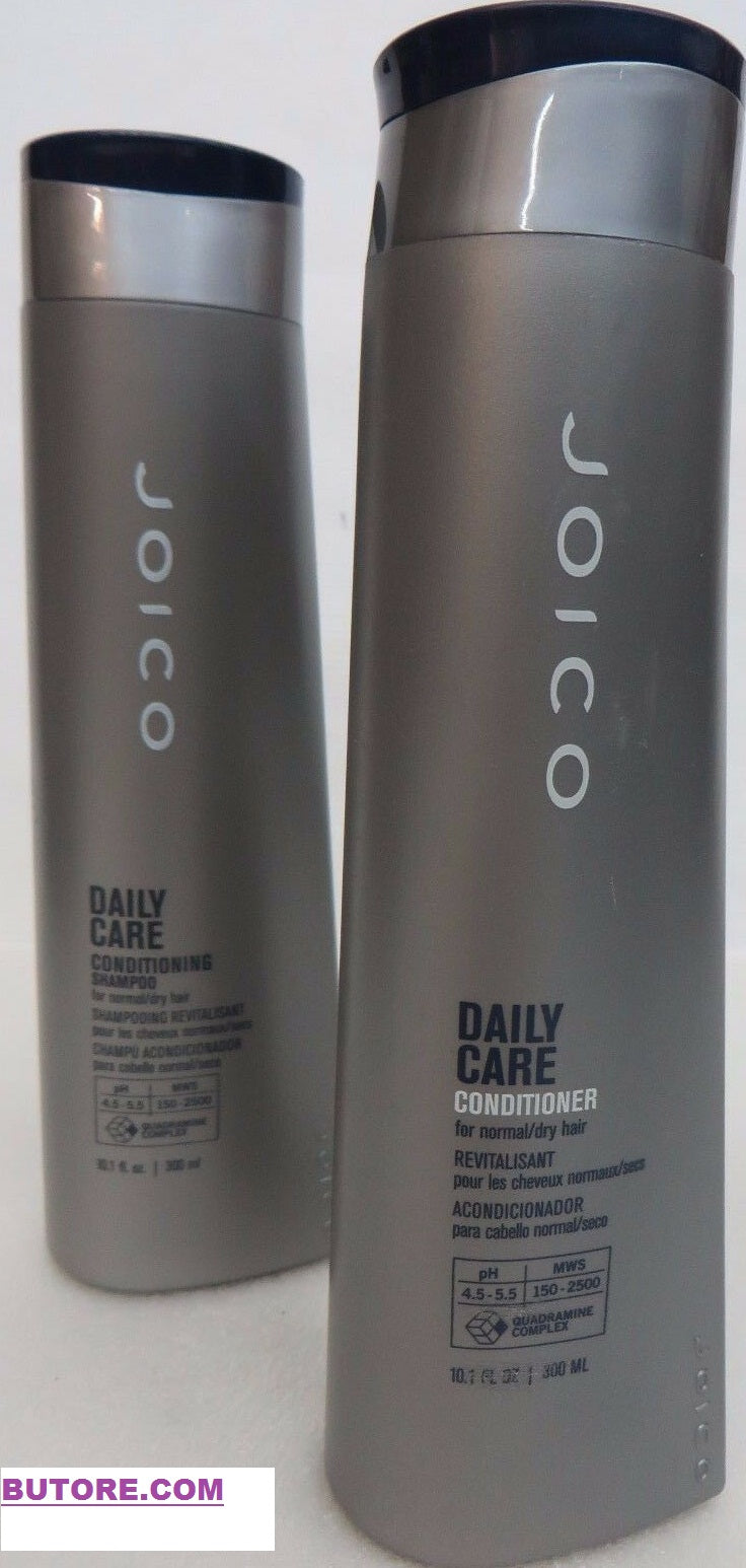 SHAMPOO & CONDITIONER 10.1 OZ EA