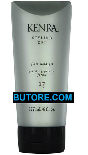 Styling Gel #17 Firm Hold 6 oz