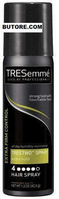 TRESemmé TRES Two Aerosol Hair Spray Extra Hold 1.5 oz(Pack of 2)