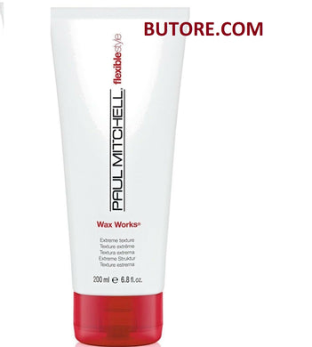 Paul Mitchell Flexible Style Wax Works Gel 6.8 oz
