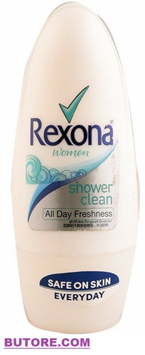REXONA Women Shower Fresh DEO Roll-on Antiperspirant Deodorant 50ml