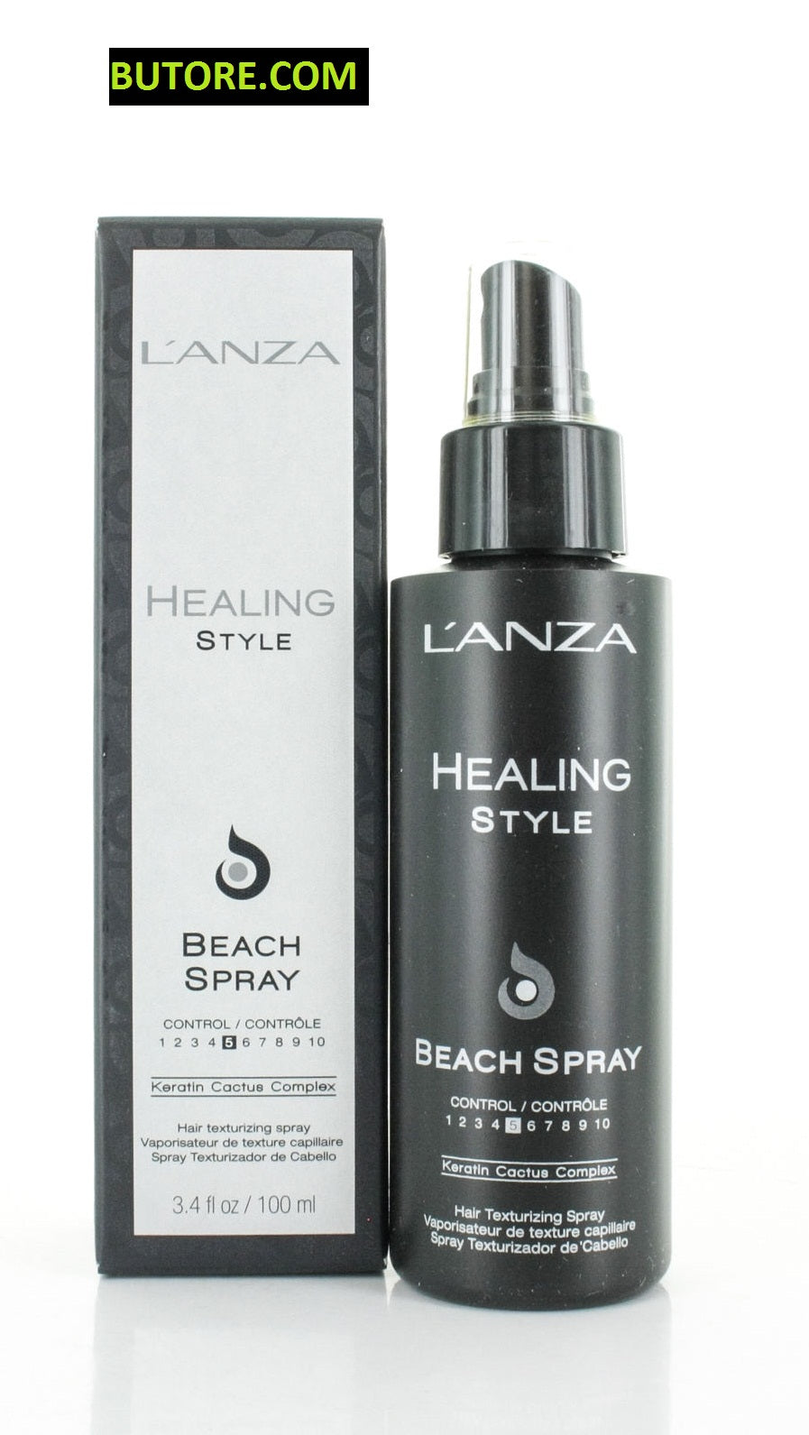 Lanza Healing Style Beach Spray 3.4oz