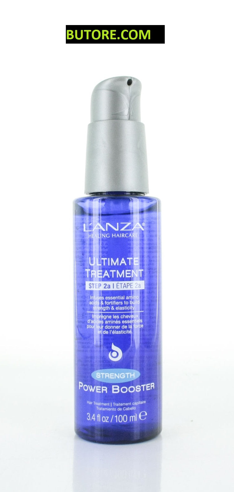 Lanza Ultimate Treatment Step 2a Strength Power Booster 3.4oz