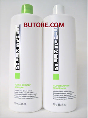 Paul Mitchell Super Skinny Shampoo & Conditioner 33.8 oz.
