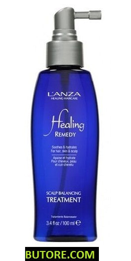 Lanza Healing Remedy Scalp Balancing Treatment 3.4 oz