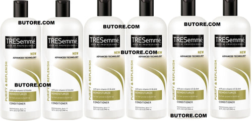 TRESemme Remoisturize Conditioner Pro-Vitamin B5 - Aloe 32 oz (Pack of 6)