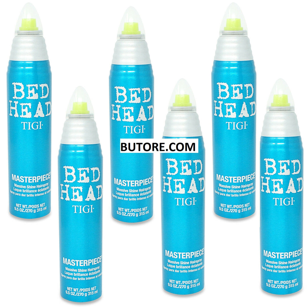 Masterpiece Hairspray 9.5 oz 6 Pack