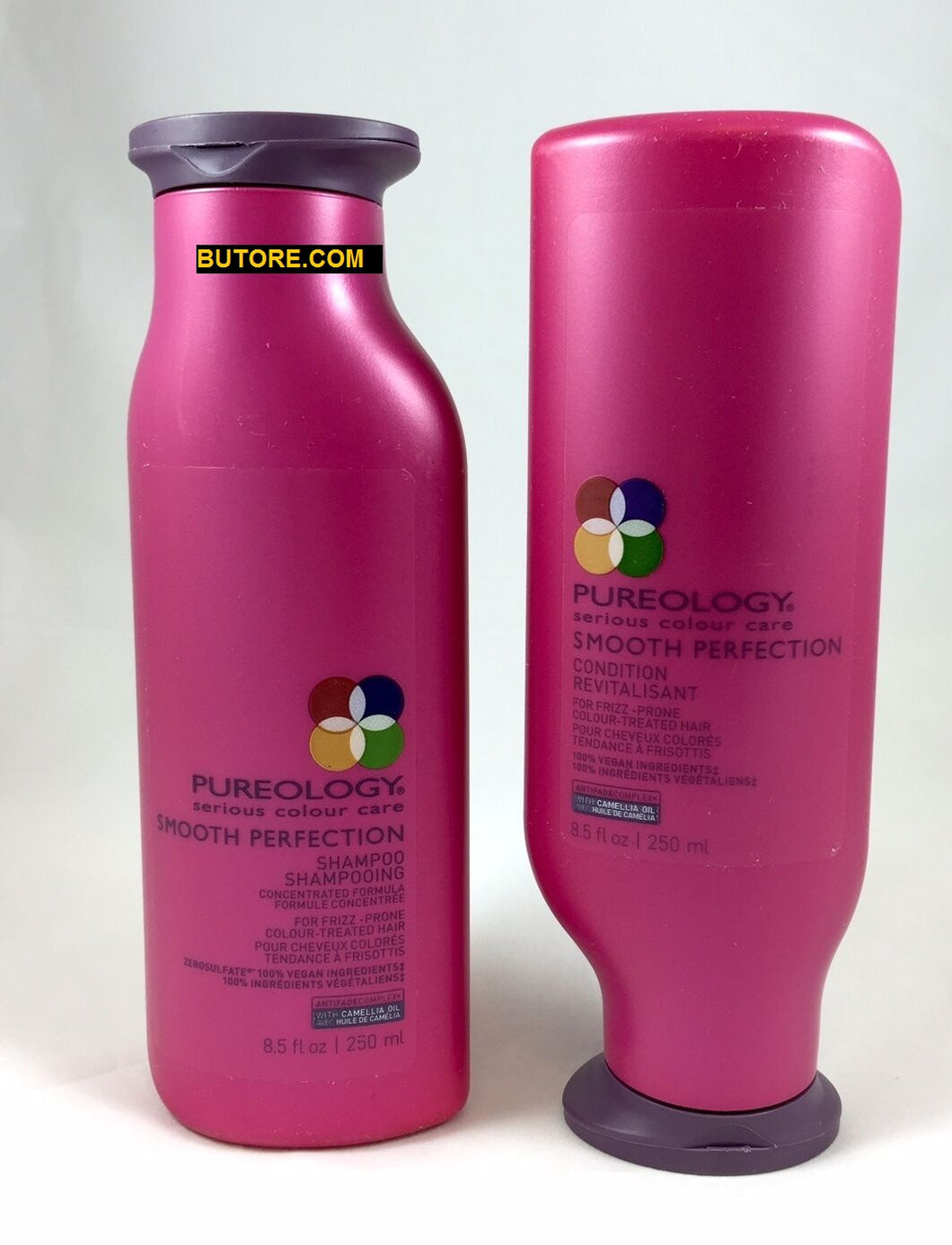 Pureology Smooth Perfection Shampoo & Smooth Perfection Conditioner 8.5 oz