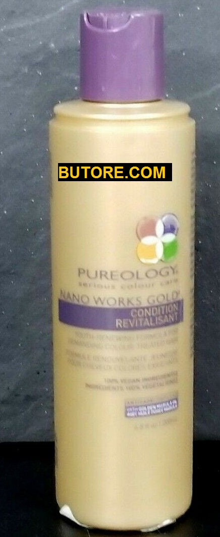 PUREOLOGY~Nano Works Gold Condition Conditioner ~ 6.8 oz /200 ml