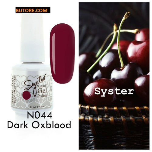 N044 Dark Oxblood