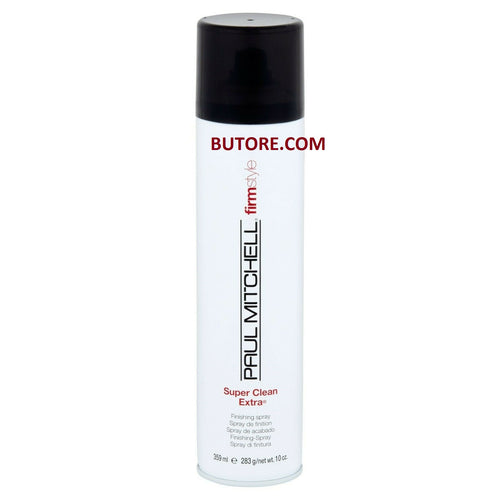 Paul Mitchell Super Clean Extra Finishing Spray 10 Oz