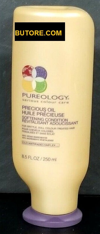 PUREOLOGY PRECIOUS OIL SOFTENING CONDITION CONDITIONER 8.5 oz 250 ml