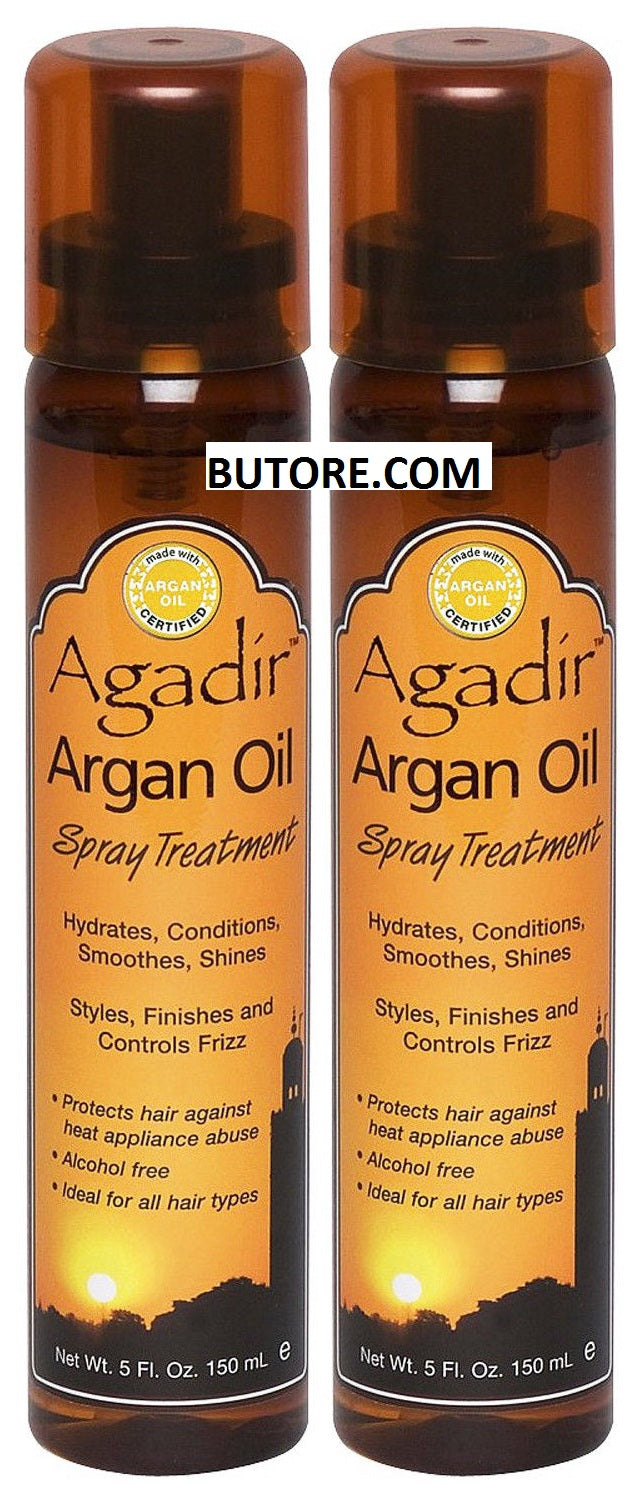 Argan Oil Spray Treatment 5.1 fl oz (Pack of 2)