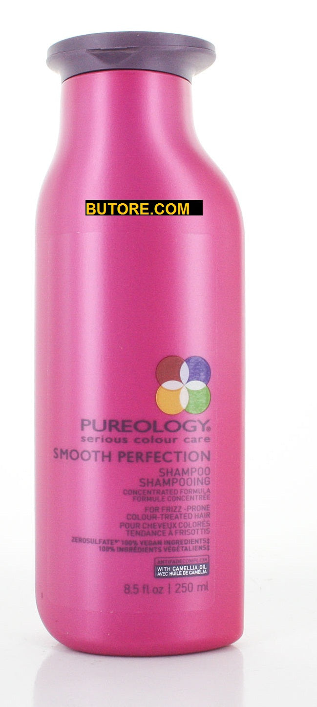 PUREOLOGY Smooth Perfection Shampoo 8.5oz/250ml