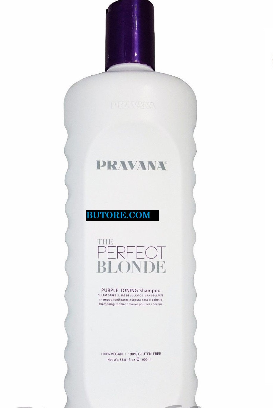 PRAVANA The Perfect Blonde Purple Toning Shampoo 33.8 oz
