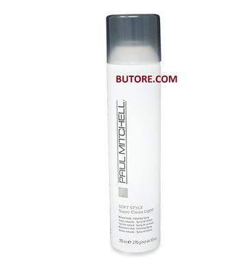 Paul Mitchell Soft Style Super Clean Light 9.5 oz.