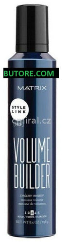 Matrix Style Link Volume Builder Mousse 8.4 oz