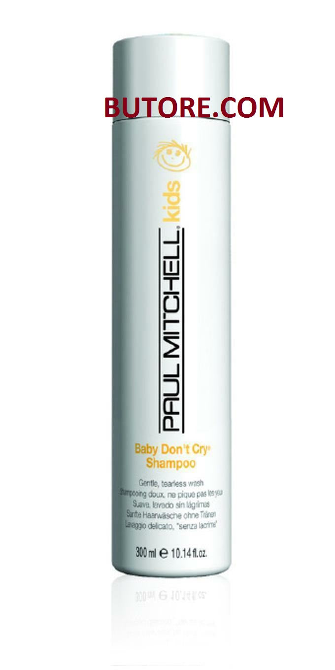 PAUL MITCHELL KIDS BABY DON'T CRY SHAMPOO 10.14 oz