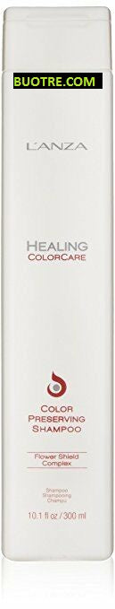 LANZA Healing Colorcare Color Preserving Shampoo 10.1 Oz