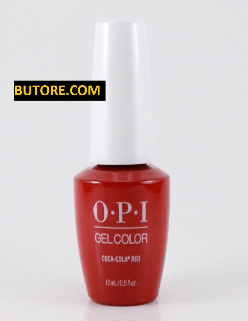OPI COCA-COLA *RED
