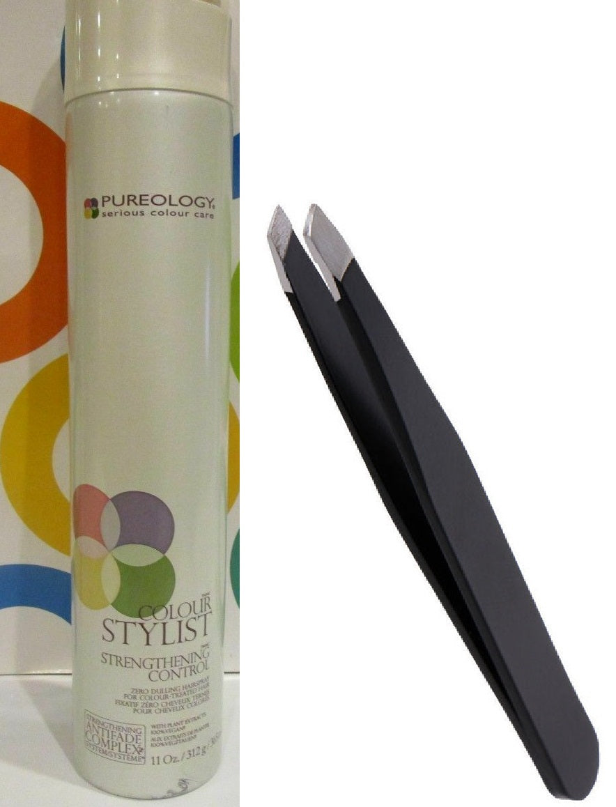 PUREOLOGY SERIOUS COLOR CARE ~ COLOUR STYLIST ZERO DULLING HAIRSPRAY ~ 11 OZ