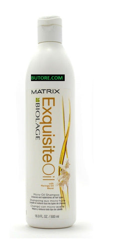 Matrix Biolage Exquisite Oil Micro-Oil Shampoo 16.9oz