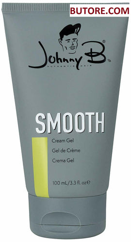 Johnny B Smooth Styling Cream | Half Gel Half Mousse (3.3 oz)