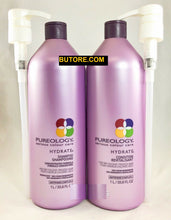 Pureology Hydrate Shampoo and Conditioner 33.8oz/each + 2